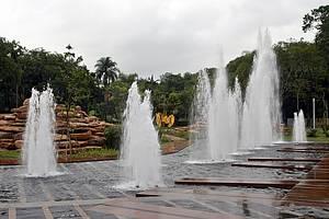 Grande Hotel São Pedro: Balneário é famoso por conta dos banhos de imersão e massagens  -