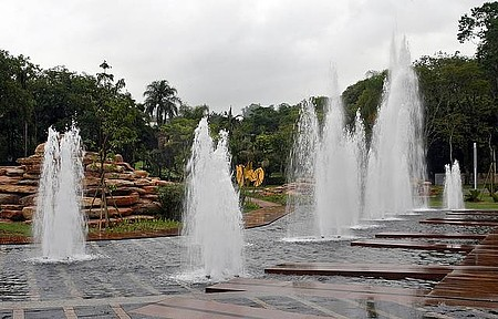 Grande Hotel São Pedro - Balneário é famoso por conta dos banhos de imersão e massagens