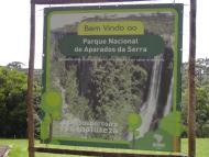 Entrada do Parque