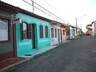 A cidade preserva o estilo colonial, um colorido que encanta!!!