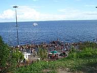 Praia do povão