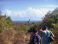 Trilha - Praia do Atalaia