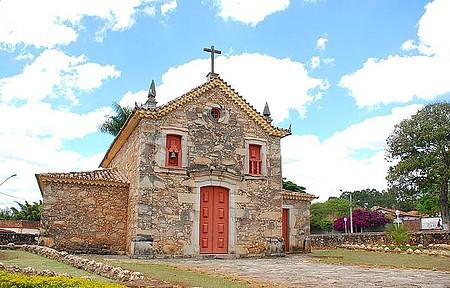 Igreja Nossa Senhora do Rosário - Belíssima obra feita em pedra