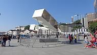 Detalhes da Praça Mauá