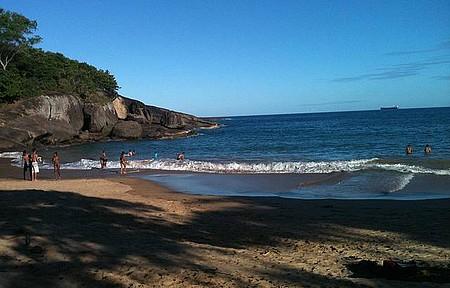 Fim de tarde na Praia dos Padres