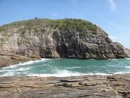 Uma das paisagens da trilha