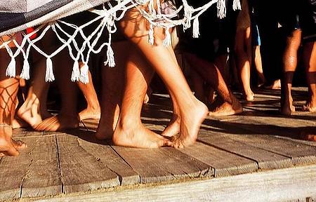 Dançar forró - Festival de dança anima a vila em julho