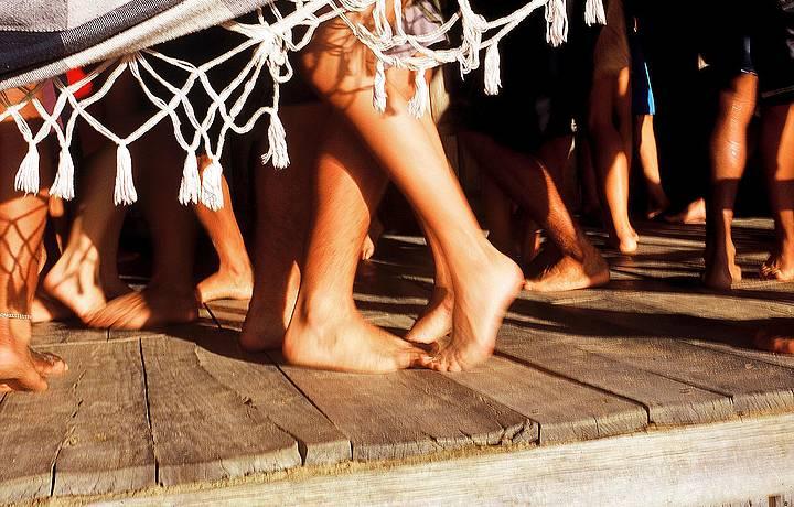 Festival de dança anima a vila em julho
