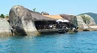 Comida Ilha do Catimbau