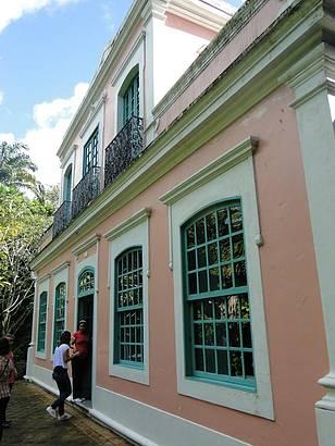 Casa Museu - Fundação Gilberto Freyre