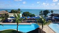 Piscina do Hotel, D Beach Resort