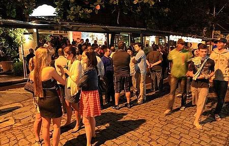 Búzios Cine Festival - Península fica lotada nos dias de evento