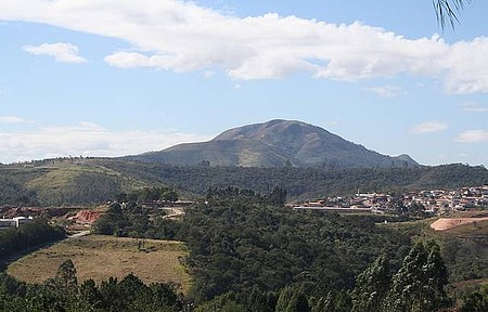 Morro do Vuturuna - Local Ideal para Contato com a Natureza Rico em Fauna e Flora