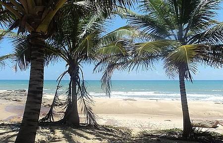 Costa do Sauípe - Em Frete ao Resort Costa de Sauípe - Maravilhoso!!!