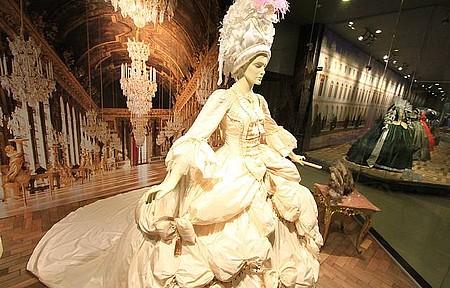 Museu da Moda - Glamour e panos de sobra!