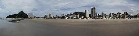 Balneário de Caiobá - Praia Brava