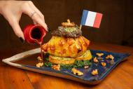 Restaurante Deliriós buscou inspiração na França