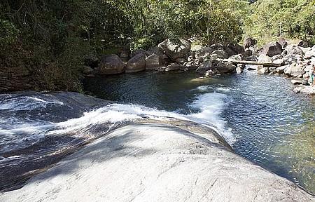 Cachoeira do escorrega - Visconde de Maua - Linda cachoeira em Maromba