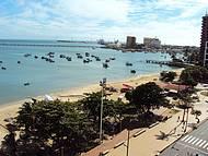 Vista da Av Beira Mar - Praia de Mucuripe