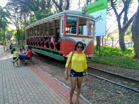 Parque Taquaral - Bondinho do Parque