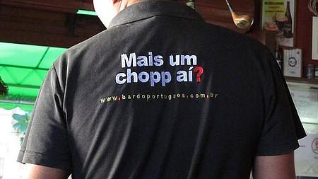Bar do Português - Mais um chopp aí?
