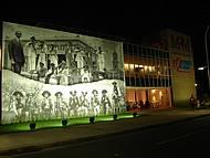 Espa�o em homenagem aos mossoroenses que expulsaram Lampi�o e seu bando em 1927.