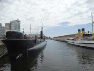 Visitação das embarcações