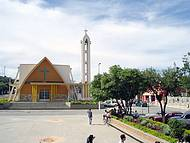 Igreja da praça principal
