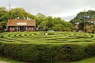 O famoso Labirinto verde