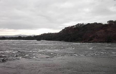 Rio Doce, visto da Ilha dos Araújos