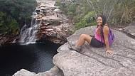 Cachoeira Garganta do Diabo