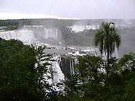Vista Geral das Cataratas