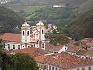 As maravilhas de Ouro Preto
