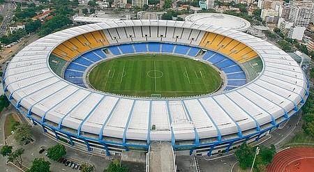 Estádio foi reaberto, novinho em folha, em abril de 2013