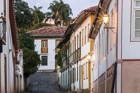 Casa de Chica da Silva - Rainha negra viveu no belo solário