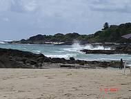 Praia linda e maravilhosa... meu esconderijo.
