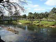 Vista do Rio Nhundiaquara