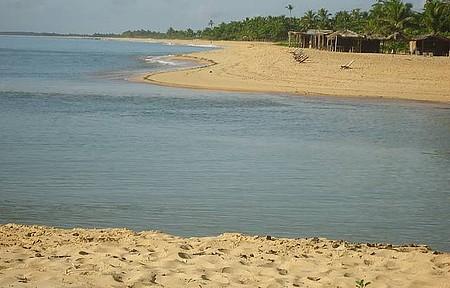 Barra de Caraíva