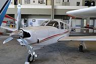 Angar do Aeroclube