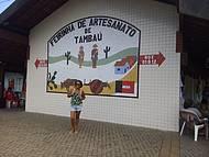 Feirinha de Artesanato de Tambaú