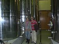 Visita a vinícola da Miolo