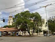 Antiga e tradicional no Centro da cidade tem uma âncora lá em cima