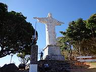 O segundo maior Cristo Redentor Brasil.