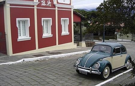 Ribeirão da Ilha guarda lembranças do passado