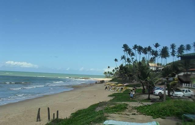 Praia de Coqueirinho.