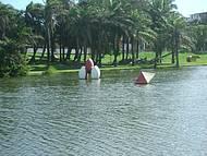 Uma das lagoas do parque metropolitano de Pituaçu, Lindo!!