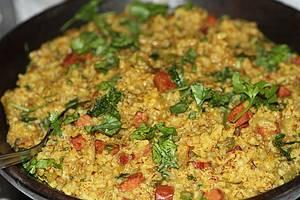 Arroz de garimpeiro - Receita reúne carnes diversas e castanha de caju