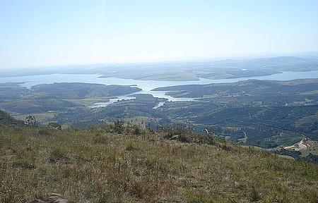 Parque Estadual Serra da Boa Esperança - Vista do Mirante da Serra da Boa Esperança