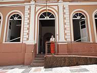 Espaço abriga o Museu Histórico e a Biblioteca