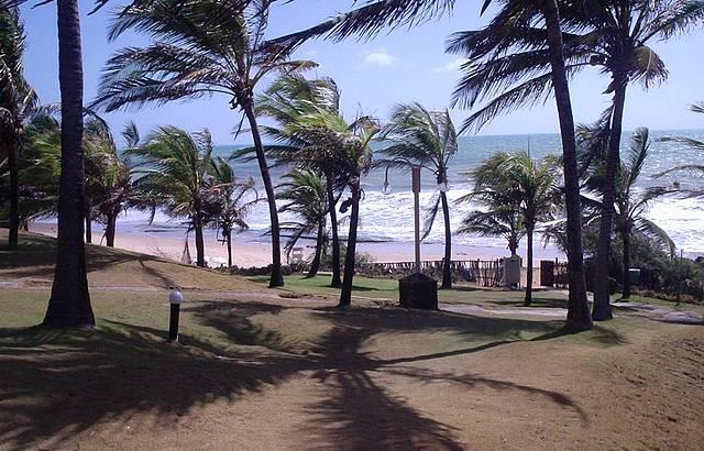 Restaurante na Praia da Pipa